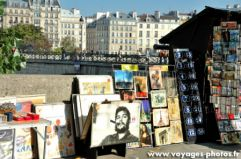Bouquiniste à Paris
