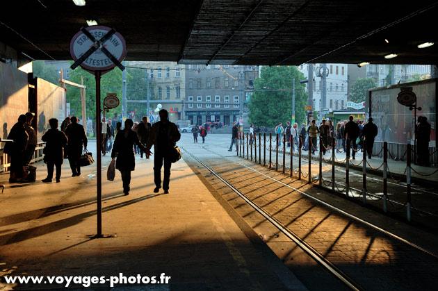 Vienne - tunnel