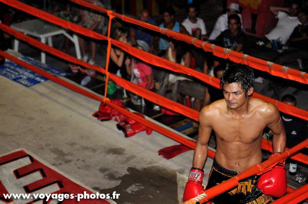 boxeur thai
