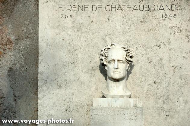 Ecrivain Chateaubriand