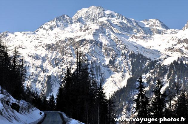 Majestueuse montagne