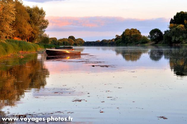 La vienne est une rivière française qui est un des principaux
