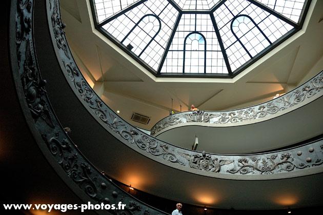 Vatican -Escalier