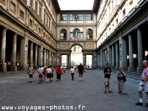 Italie florence galerie des offices voyages - Galerie des offices a florence ...