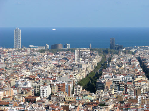 Barcelone guide et voyage en photos for Piscine barcelone