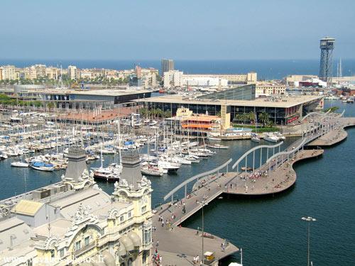 Ville de Barcelone - Bateaux