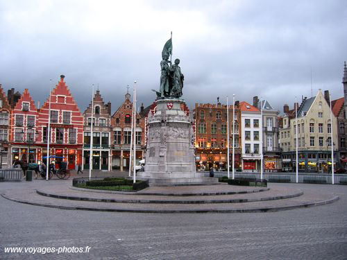 Grand place   - belgique