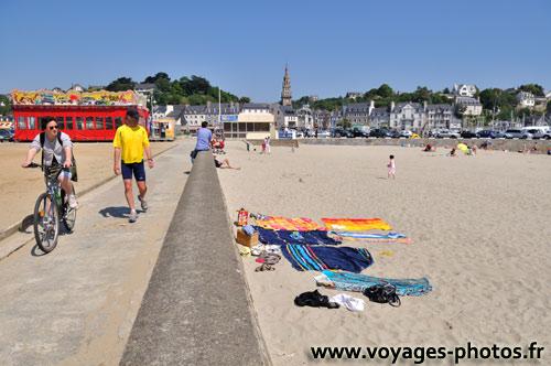 La Banche est la plus grande plage de Binic. Elle est équipée d'une ...: www.voyages-photos.fr/binic/binic2.htm