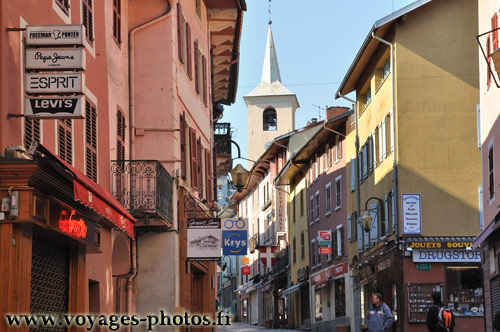 Saint-Maurice France  city pictures gallery : Bourg Saint Maurice > France