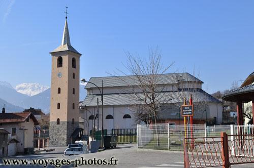 Eglise De Bourg Saint Maurice Voyage Photos