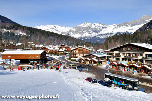Les Houches Prarion