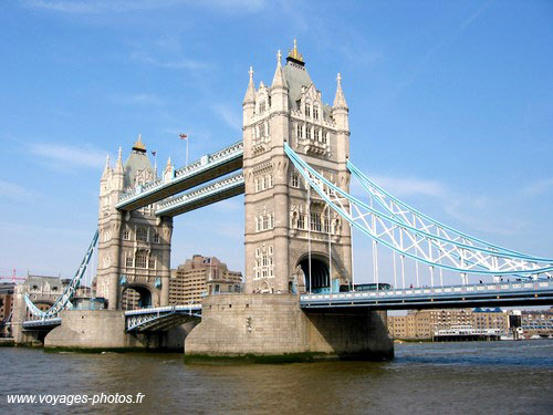 Londres-  Tower Bridge