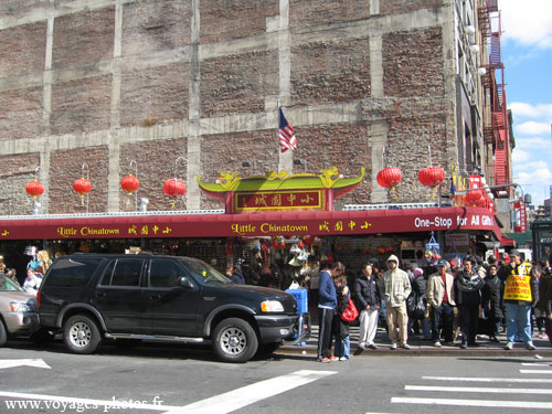 New-York Chinatown