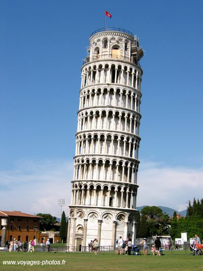 Connu Pise - Italie - Photos de voyages MK31