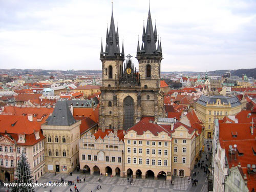 Church - Prague