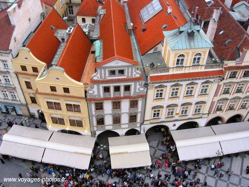 Vieille ville - Prague