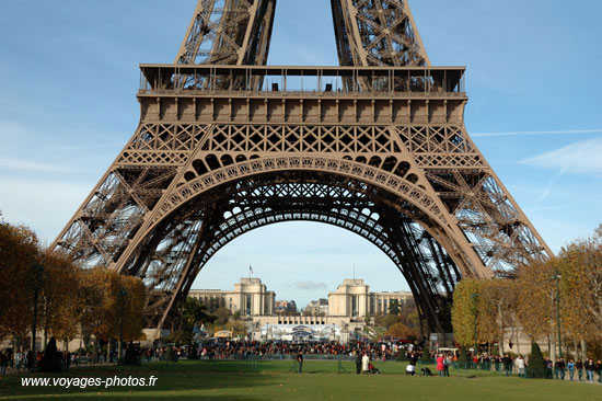Europe - tour eiffel - Paris