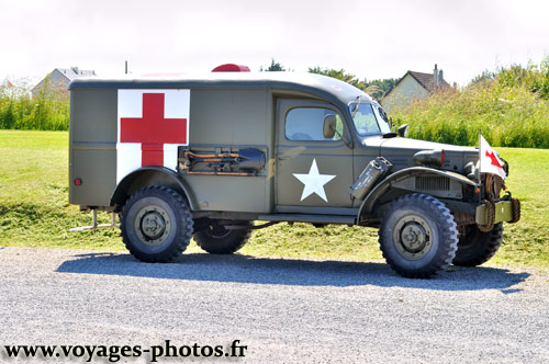 camions militaires am ricains vehicules du debarquement. Black Bedroom Furniture Sets. Home Design Ideas