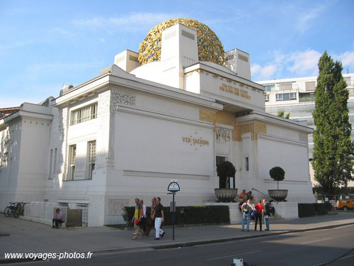 The secession pavillon